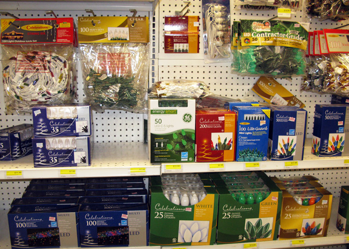 Kelly's Ace Hardware at Lake Chelan · Helpful Advice for December